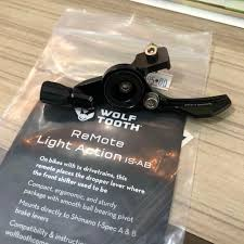 wolftooth remote light action new wolf tooth remote light action is ab sports bicycles on carousell