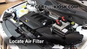 jeep compass change air filter how to 2011 2016 jeep compass 2011 jeep compass 2 4l