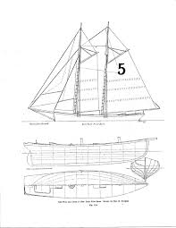 the model shipwright free ship plan new york pilot schooner