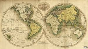 map picture why modern maps put everyone at the centre of the