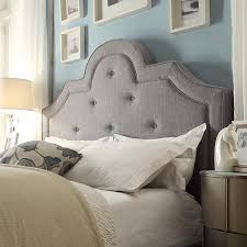Diy Pillow Headboard Customize King Tufted Headboard Elegance Laluz Nyc Home Design