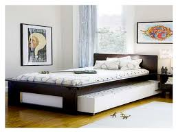 Modern Metal Bed Frame Ayres Modern Twin Bed