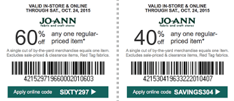 joann fabrics website 60 any one item at joann fabric craft stores today only