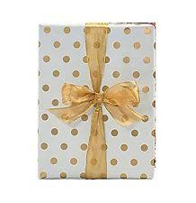 polka dot wrapping paper wrapping paper roll ebay