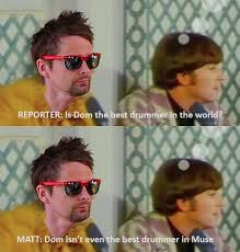 Muse Meme - i modified the beatles is paul the best drummer in the world meme
