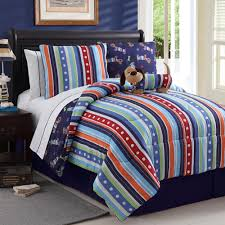 Comforter Ideas Boys And S by Kids Bedding Full Size Dog Reversible 4 Piece Comforter Set Teen