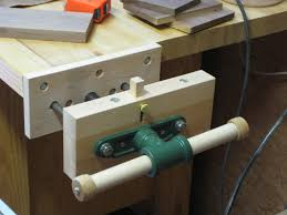 new end vise by dorran lumberjocks com woodworking community