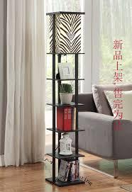 zebra print floor lamps lamps and lighting