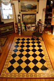 Floor by Best 25 Painted Floor Cloths Ideas Only On Pinterest Floor