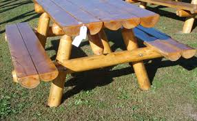 table picnic table to bench seat amazing picnic table designs