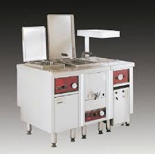 cuisine modulaire professionnelle cuisine en acier modulaire professionnelle avec poignées pro