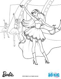 barbie coloring pages the princess popstar with and coloring