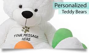 Personalized Graduation Teddy Bear Giant Teddy Bear Big Teddy Bear Stuffed Bears Giantteddy Com