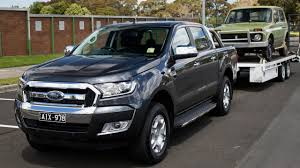 Muito WATCH [HD] 2017 Ford Ranger XLT review - YouTube &VE71