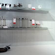 ikea backsplash glass tile backsplash from ikea kitchen dreaming pinterest