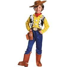 Halloween Costumes Walmart Kids Toy Story Woody Deluxe Child Halloween Costume Walmart