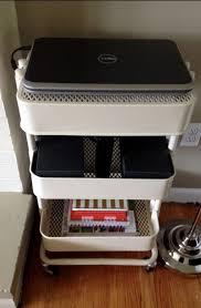College Desk Organization by Best 25 Raskog Cart Ideas Only On Pinterest Ikea Raskog Ikea