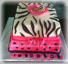 76 best pink and zebra print baby shower images on pinterest