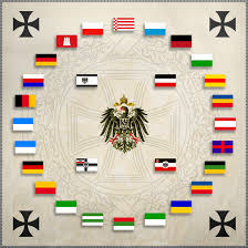 Flag Circle German Empire Flag Circle By Arminius1871 On Deviantart