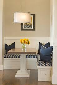 corner kitchen seating bench home design