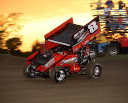 305 sprint cars less is more onedirt