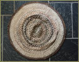 Braided Rugs Instructions Round Braided Rugs Diy Home Design Ideas