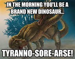 horny dinosaur memes quickmeme