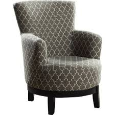 Leopard Print Swivel Chair Geometric Accent Chairs You U0027ll Love Wayfair