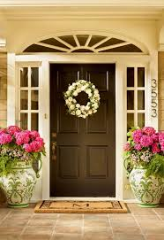Entry Door Colors by Best 25 Brown Front Doors Ideas That You Will Like On Pinterest