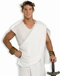 toga adults unisex roman costume adults roman toga