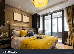 decoration design modern bedroom stock photo 541018753 shutterstock