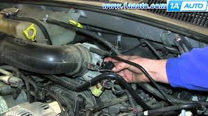 how to install replace throttle position sensor 3 7l 2002 06 jeep