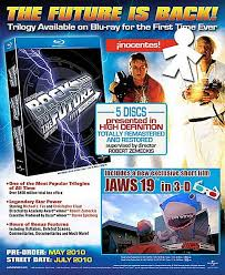 back to the future trilogy on this year den of