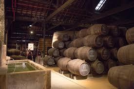Wine Cellars Porto - visiting graham u0027s in porto wine and beer