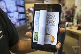 Nook Tablet Barnes And Noble Samsung U0027s First Nook Tablet Arrives At Barnes U0026 Noble Today For