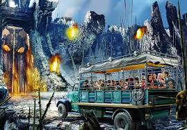 Universal Islands Of Adventure Map Universal Orlando Unleashes King Kong Anew Pittsburgh Post Gazette