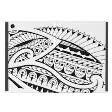 tribal polynesian designs ipad cases zazzle