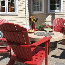 Rocking Adirondack Chair Plans Black Plastic Adirondack Chairs Home Depot Patio Seating Ideas