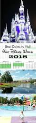 thanksgiving dates last 10 years the best dates to visit walt disney world printable 2017 2018
