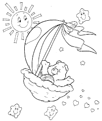 care bears coloring pages for kids coloringstar