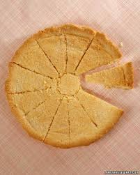 shortbread cookie recipes martha stewart