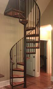 Stair Banister Kit Spiral Stair Kits Atlanta Alpharetta Johns Creek
