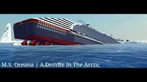 m s oceana a demise in the arctic ship simulator extremes