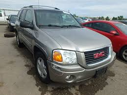 2003 gmc envoy sle 4x4 4 2l v6 4 speed automatic