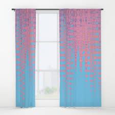 unique window curtains unique window curtains society6