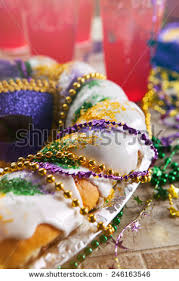 mardi gras trinkets mardi gras king cake stock images royalty free images vectors
