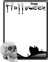 halloween png transparent halloween frame page frames holiday halloween more halloween