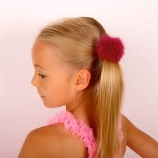 pop bands hair pompom hair hair bows headbands baby pink candy bows