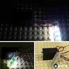 light brick sets led light kit only for lighting bricks building blocks led