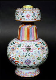 Chinese Vases Uk Rare Chinese Vase Which Spent 30 Years On A Mantelpiece In
